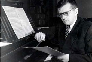 портрет                         Шостаковича
